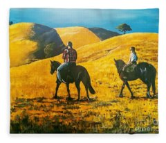 Happy Memories Fleece Blanket