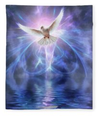 Harbinger Fleece Blanket