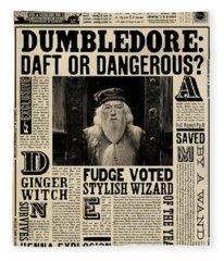 Harry Potter And The Half-blood Prince 2009 Fleece Blanket