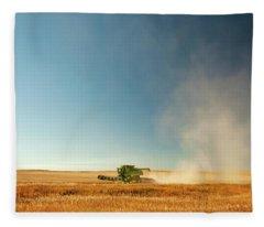 Harvest Cloud Fleece Blanket