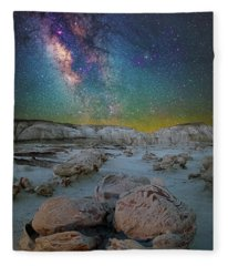 Hatched By The Stars Fleece Blanket