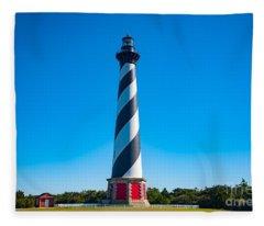 Outer Banks Obx Fleece Blanket