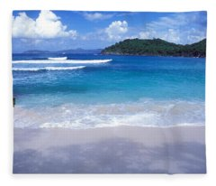 Hawksnest Bay 6 Fleece Blanket