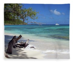 Hawksnest Bay 1 Fleece Blanket