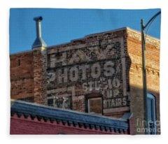 Hay Photo Studio Fleece Blanket