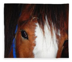 Heart And Soul Fleece Blanket