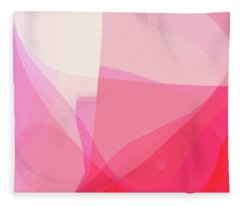 Hearts Delight Fleece Blanket