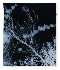Hearts Of Nature Fleece Blanket