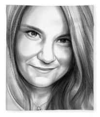 Heather Heyer Fleece Blanket