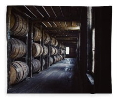 Heaven Hill Barrels  Fleece Blanket
