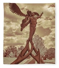 Heavenbound Fleece Blanket
