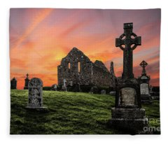 Heaven's Call Fleece Blanket
