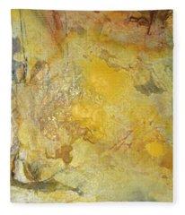 Heavens In Flux Fleece Blanket