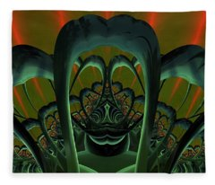 Heavy Mellow Fleece Blanket