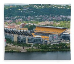 Heinz Field Fleece Blanket