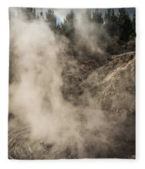 Hells Gate Fleece Blanket