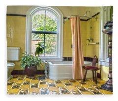 Hemingway Home Key West A Look Inside Fleece Blanket