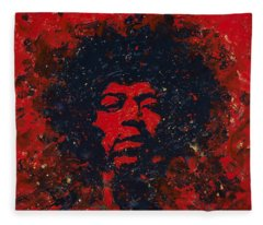 Hendrix Fleece Blanket