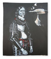 Henry Ireton Fleece Blanket