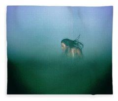 Hidden Fleece Blanket
