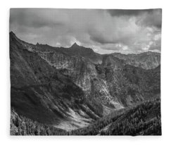 High Country Valley Fleece Blanket