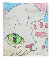 High Five Fleece Blanket