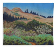 Hill Fleece Blanket