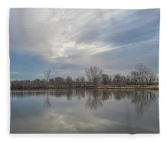 Hillside Sky Fleece Blanket