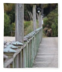 Hilton Beachway Fleece Blanket