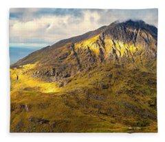 Holandsmelen North Fleece Blanket