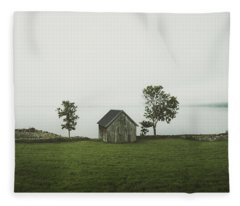 Holding On To Memories Fleece Blanket