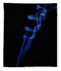 Holy Smoke Fleece Blanket
