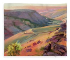 Home Country Fleece Blanket