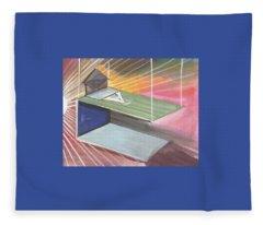 Home Free Fleece Blanket