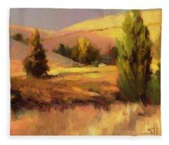Homeland 1 Fleece Blanket