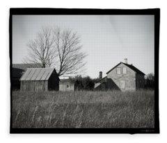 Homestead Fleece Blanket