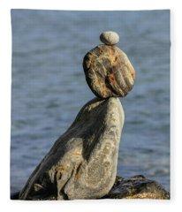 Hope Of Deliverance Fleece Blanket