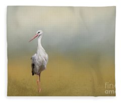 Hope Of Spring Fleece Blanket