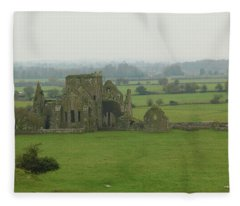 Hore Abbey Fleece Blanket