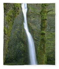 Horsetail Falls Fleece Blanket