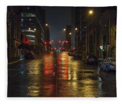 Hot Austin Fleece Blanket