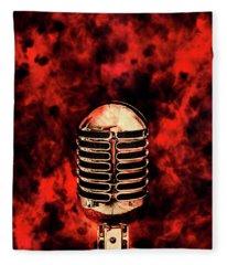 Hot Live Show Fleece Blanket