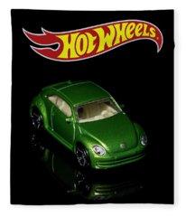 Hot Wheels 2012 Volkswagen Beetle Fleece Blanket