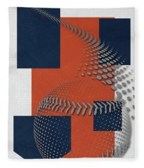 Houston Astros Art Fleece Blanket