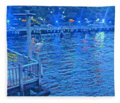 Hudson Electric Fleece Blanket