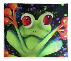 Hugs Fleece Blanket