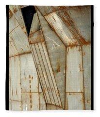 Hull Detail Fleece Blanket