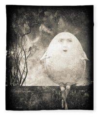 Humpty Dumpty Fleece Blanket