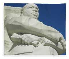 I Have A Dream Fleece Blanket