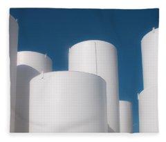I Sell Propane Fleece Blanket